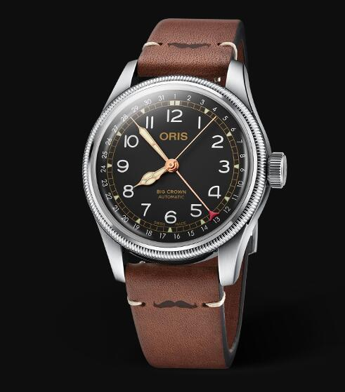 Oris Aviation Big Crown Movember Edition 2018 Replica Watch 01 754 7741 4037-Set LS